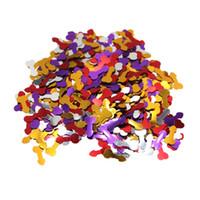 decoracion de rosas secas al por mayor-1 bolsas Más colores Willy Confetti boda despedida de soltera fiesta de despedida de soltero fiesta de la noche suministros de venta caliente