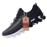 Wholesale shoe steel caps resale online - Mens Safety Work Shoe Summer Black Breathable Steel Toe Cap Casual Shoe Labor Insurance Puncture Proof Running shoes Men