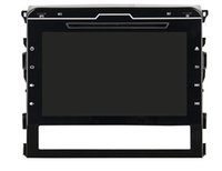Wholesale land cruiser gps radio - 9inch full touch Octa core Andriod 6.0 Car DVD player for Toyota Land Cruiser 2016 with GPS,Steering Wheel Control,Bluetooth,Radio