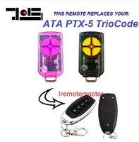 rolling code remote ersatz großhandel-Qualität für ATA PTX-5v1 Triocode Rolling Code-Fernersatz freies Verschiffen 433.92mhz