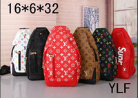 Wholesale fabric lock - AAA new luxury handbags handbags wallet designer waist bag ladies belt bag men's brand chest bag E1