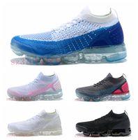 Wholesale mens sh - Running Shoes Vapormax FK MOC 2 For Mens Sneakers Women Fashion Athletic Sport Trainers Shoe Hot Corss Hiking Jogging Walking Outdoor Sh