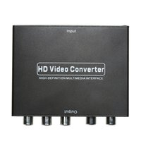 Wholesale component rca converter - High Quality HDMI to 5 RCA RGB Component YPbPr Video +R L Audio Adapter Converter HDTV Wholesale