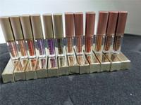 makyaj fiyatları toptan satış-Fabrika Fiyat Stila Sıvı Göz Farı Kontur Vurgulamak Makyaj 12 renkler