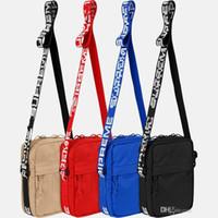 Wholesale extra packs for sale - On Sale SS th Shoulder Bag Sup Unisex Sports Fanny Pack Men Hip Hop Belt Bag Fashion Crossbody Bags