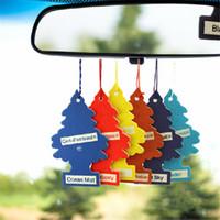 ingrosso pendenti di aroma-Aria fresca auto profumo ciondolo auto incenso compresse accessori auto outlet profumo ciondolo aroma compresse Auto-più fresco