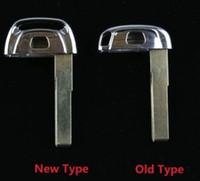 Wholesale audi a8l resale online - Best Mechanical Flip key smart card folding Small Key Blade For Audi A6L A4L Q5 S5 RS5 A7 A8L