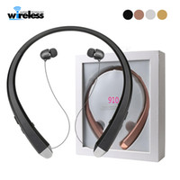 Wholesale chip gold - hbs 910 bluetooth headphones HBS910 High Quality CSR4.1 Chip Wireless Bluetooth Headset Earphones Sports HBS for iphone samsung With Package