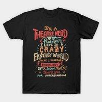 Wholesale Red Theatre - Theatre Nerd T-Shirt