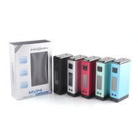 innokin itaste mvp batterie achat en gros de-INNOKIN MVP4 100W Mod Batterie 4500mAh intégrée et 0.1Ohms Mini Résistance 6-100W Puissance Watt iTaste MVP 4.0 Box MOD