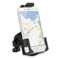 supports mobiles achat en gros de-Zone de cycle 360 degrés de moteur de vélo rotatif guidon support de téléphone mobile Mount Stand de haute qualité en PVC matériel, durable et pratique