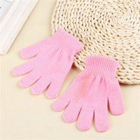 Wholesale warmest hunting gloves for sale - Group buy 9 Color Fashion Children s Kids Magic Gloves Girl Boys Kids Stretching Knitting Winter Warm Gloves Sports Fingers Gloves pair T1C368