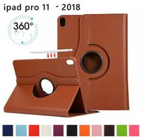 Wholesale PU Leather Smart Case for New iPad Pro Air