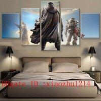 hd bilderrahmen großhandel-Für Wohnzimmer Bild, 5 Stücke Wohnkultur HD Gedruckt Moderne Kunst Malerei auf Leinwand (Ungerahmt / Gerahmt)