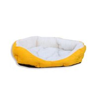 Wholesale Soft Pet Dog Nest Puppy - New Small Soft Indoor Pets Dog Cat Puppy Bed Warm Sofa House Mat Nest Cushion Fleece Pet Products