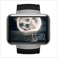 Wholesale mtk6572 hd for sale - Group buy DM98 Smart watch Android MTK6572 Dual Core Ghz inch IPS HD mAh Battery MB Ram GB Rom G WCDMA GPS WIFI smartwatch MQ5