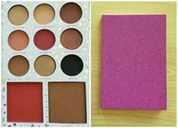 Wholesale valentines wear - in stock K Cosmetics Jenner diary eye shadow Kit Eyeshadow Palette valentines collection kyshadow duos 11 Colors