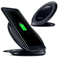 Wholesale Blackberry Charging Stand - For Samsung Wireless Charger Wireless charger Pad Stand Holder for Samsung Galaxy s7 andS7 Edge S6 Edge Plus Note 5 samsung s9+ s8 s8 +