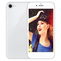 Goophone i8 IX Smartphone 4,7 Zoll Quad Core android MTK6580 1 GB RAM ROM 8 GB 3G WCDMA Gefälschte 4g lte entsperrt Handys