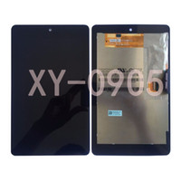Wholesale asus google nexus lcd - For ASUS Google Nexus 7 1st Gen nexus7 2012 ME370 ME370T LCD Display Touch Screen Tablet Digitizer Glass Panel Sensor