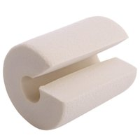 Wholesale door stop finger guard resale online - Baby Helper Safety Door Stop Finger Pinch Guard Lock Stopper Wedge Protector New