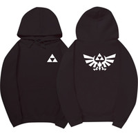 Wholesale assassins creed costumes for sale - High Quality The Legend of Zelda Link Men Hoodie men Women assassins creed Anime Sweatshirt Cosplay Costume ONE A CAKE