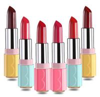 Wholesale make lipstick waterproof for sale - Qic Candy Matte Lipstick Make up Brand Colors Tint Lip Gloss Velvet Waterproof Long Lasting Balm Lip Makeup Pintalabios maquiage