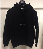 Wholesale London Clothing - Mens Hoodies New Arrived Spring Autumn Boy London Latest designer SAINT L Hoodie Men Brand Clothing High Quality Kanye West Hoodies