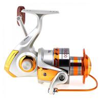 carrete de la serie al por mayor-9000 Series 12Ball Bearings 4.1: 1 Gear Ratio Trolling Long Shot Casting Big Sea Spinning Carrete de pesca