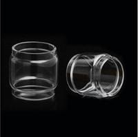 ingrosso vetro di pyrex per serbatoio pro-Tubo di ricambio in vetro Pyrex con prolunga a bulbo convesso da 5 ml per FreeMax Mesh pro Sub Ohm Tank