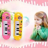 Wholesale musical toddler toys for sale - Baby kids toys Kids Musical Piano Early Educational toy Infant Toddler Developmental Toy