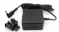 cargadores asus originales al por mayor-Cargador portátil original para fuente de alimentación portátil para Asus zenbook ux21A ux31A ux32A 45W cargador de portátil 19V 2.37A 4.0mm * 1.35mm