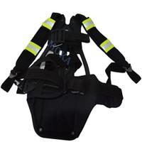 sırt çantası tabancaları toptan satış-El DJ Gun Geri Paketi Konser Gece Kulübü Düğün Co2 Jet Topu Taşıma Kemer Dalış Sırt Çantası