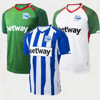 Wholesale casual order - new welcome to order new Alaves 2018 Alaves soccer jersey 2018 2019 Alaves soccer jersey Best Quality Casual free shipping
