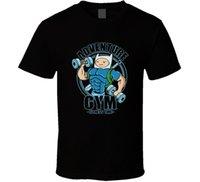 Wholesale adventure time finn jake - Adventure Time Machine T-shirt Finn And Jake Tee