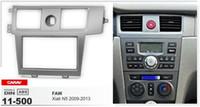 Wholesale Dash Installation Kit - CARAV 11-500 Top Quality Car Radio Fascia Panel for FAW Xiali N5 2009-2013 Facia Trim Dash CD Installation Kit