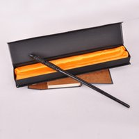 Wholesale purple wand - package Package with original box Quality Cosplay Hogwarts Dumbledore Mediumistic Magical Wand
