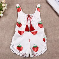 06f99f81afb Wholesale lovely wholesale clothing kids infant clothes for sale - Lovely  Baby Girls Romper Newborn Summer