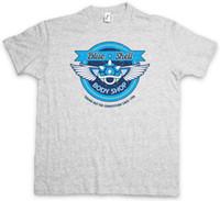 spiele körper großhandel-Blue Shell Body Shop T-Shirt - Super Luigi Mario Spielkartengrößen S - 3xl Casual T-Shirt Kurzarm-Muster für Männer
