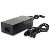 power xbox venda por atacado-Fonte de Alimentação AC Adapter Cord Cable Brick para Microsoft XBOX ONE Console VGA_00M