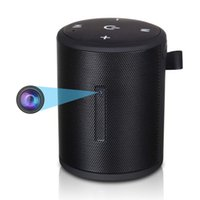 Wholesale motion speakers resale online - 1080P WiFi Mini Camera Wireless Bluetooth Speaker Camera Video Recorder With Motion Detection Nanny Cam for Indoor Home Security Monitoring