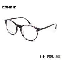 aa302e5cfa4 ESNBIE TR90 Women S Eyeglasses 2018 Retro Round Eyewear Frame Women Vintage Glasses  Frame Men Spectacles Korea Glasses