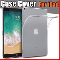transparent case for ipad air 2018 - Candy Color Crystal Clear Transparent Soft TPU Protective Back Case Cover For iPad 2 3 4 5 6 Air Air2 Pro 10.5 9.7 2017 2018 Mini Mini4