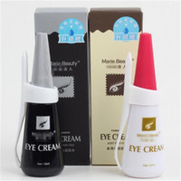 Wholesale cosmetic accessories - Lash Glue Eyelash Glue Waterproof False Eyelash Accessories eye liquid gel Mink Eyelashes Glues cosmetic tools for eyelash Free Shipping