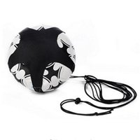 Wholesale ball for sale - Soccer Ball Juggle Bags Children Auxiliary Circling Belt Kids Football Training Equipment Kick Solo Soccer Trainer Football Kick