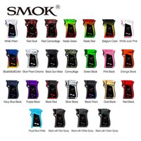 Wholesale Unique Retail - Retail 225W SMOK MAG TC Box MOD Unique Gun-handle Appearance & Exquisite Trigger-like Fire Key Standard Right Edition