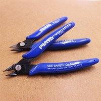 Wholesale thin copper wire for sale - Group buy Industry Plastic Nippers Thin Mouth Electronics Copper Wire DIY Pincers Lectronics Pliers Slanting Forceps Hand Tools sj bb