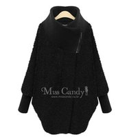 Wholesale Ms Cashmere - Ms. Han edition of the new age season in Europe and America fashion boutique personality in long cloth trench coat XL - 4 XL