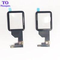 Wholesale watch replacement parts for sale - For Apple Watch Series mm mm Touch Screen Digitizer Front Glass Panel Replacement Parts