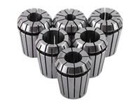drehmaschinen fräsmaschinen großhandel-6 teile / satz ER32 Präzision Spannbuchse Set für CNC Graviermaschine und Fräsdrehwerkzeug ER32 10-20mm